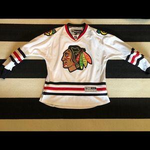 Chicago Blackhawks (Boys) Jersey Size Large